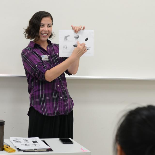 外語ビジネス専門学校 〈英語〉観光で使う英語を見てみよう!1