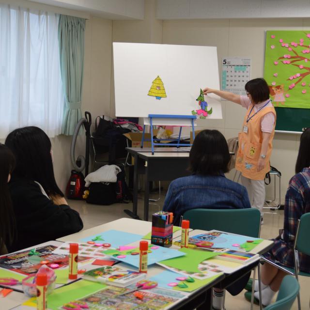 北海道医薬専門学校 オープンキャンパス(薬業・医療事務・保育学科 半日タイプ)4