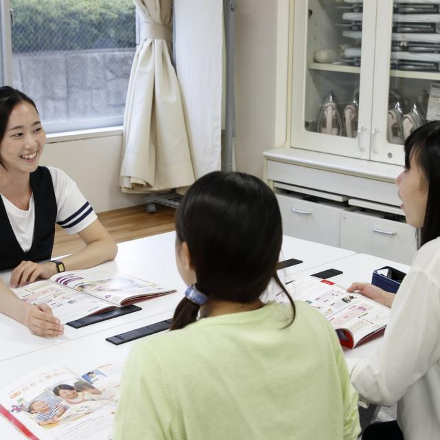 聖ヶ丘教育福祉専門学校 夜のオープンキャンパス☆3