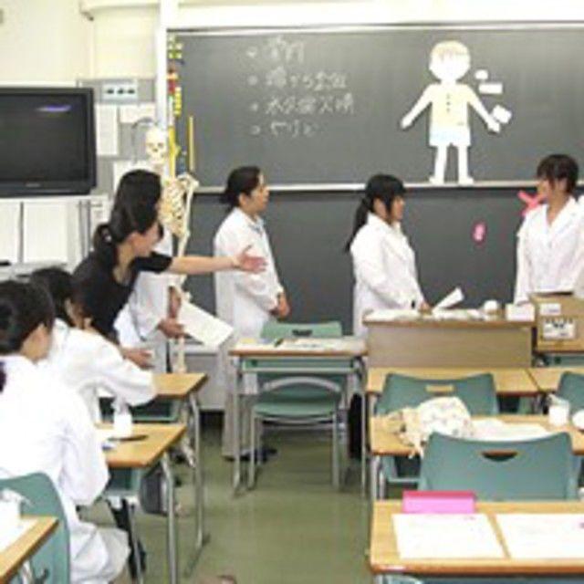 横浜高等教育専門学校 体験入学 本校の授業の一端を見学・体験してくださいね!2