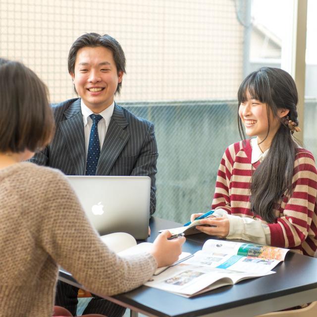 『高校2年生』のための入試説明会