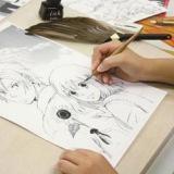 【大学と迷っている・・・でも絵を描く仕事をしたい!】の詳細