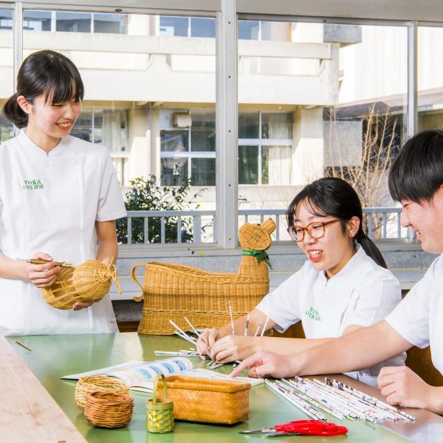 藤華医療技術専門学校 リハビリ系夏休みSPオープンキャンパス2