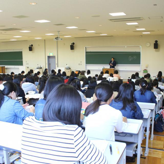 秋のオープンキャンパス【人間生活学部:花川キャンパス】