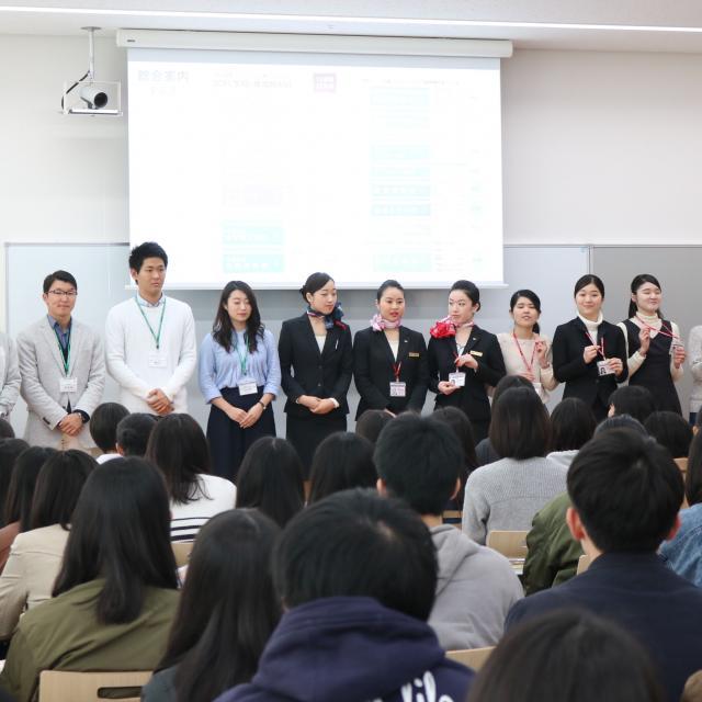 日本外国語専門学校 日外授業オープンキャンパス4