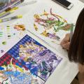 仙台デザイン専門学校 魅力的なキャラクターを制作!【キャラクターデザインコース】】