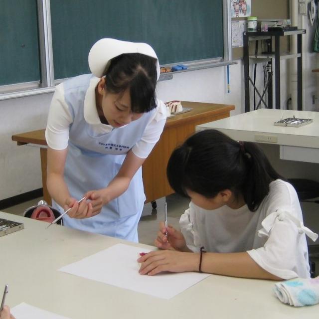アポロ歯科衛生士専門学校 【高校1・2年生向け】オープンキャンパス3