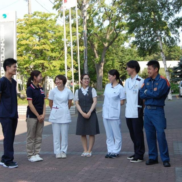 北海道ハイテクノロジー専門学校 1日で医療系学科2つを体験できる「医療のお仕事W体験DAY」1