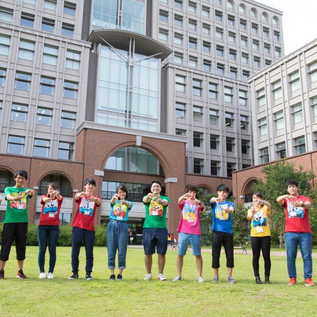 武蔵野大学 2018年8月26日(日)・27日(月) 有明キャンパス2