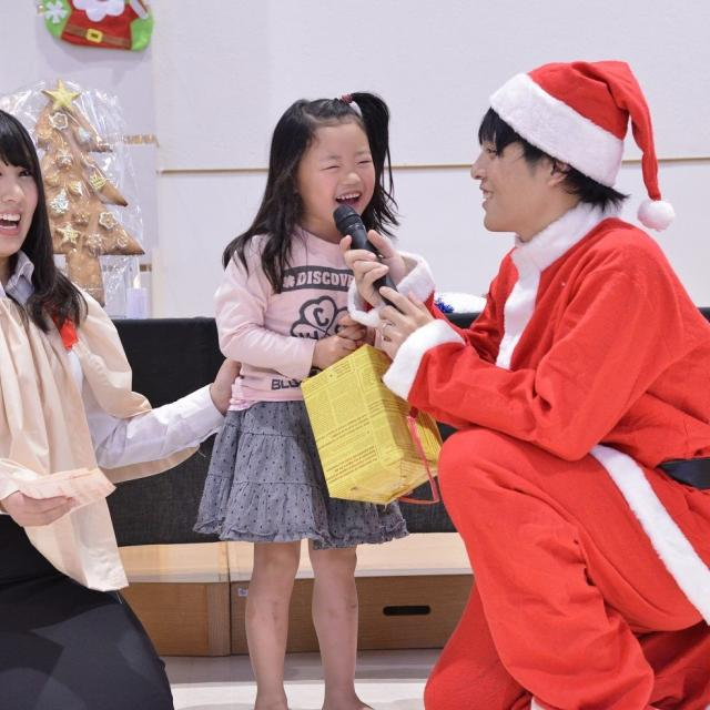 大阪健康ほいく専門学校 12月★クリスマスパーティ★1