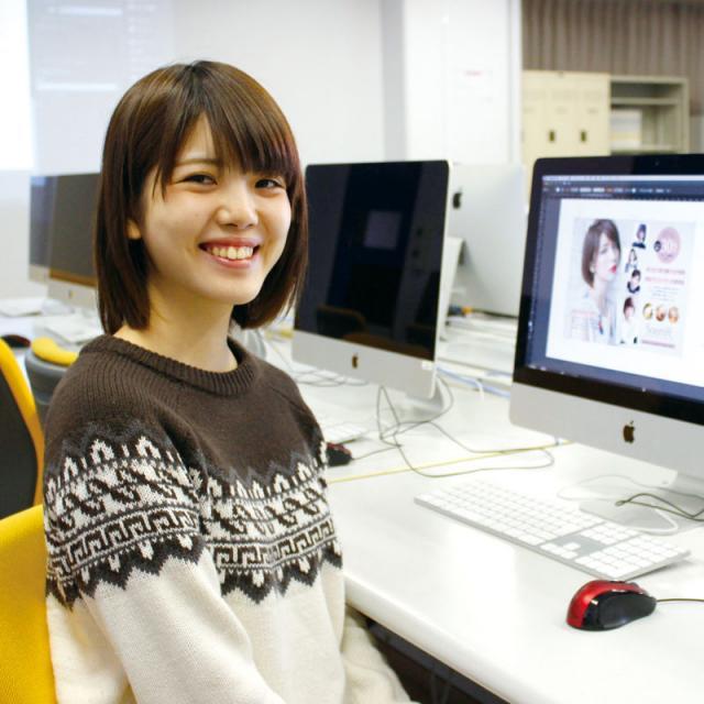 専門学校 九州デザイナー学院 5月の体験入学(グラフィックデザイン)3