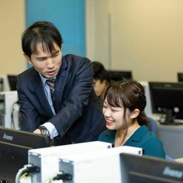 近畿コンピュータ電子専門学校 【未経験歓迎】Windows/スマホアプリ制作 体験授業2