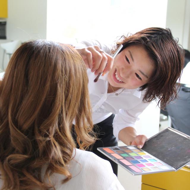 山野美容芸術短期大学 卒業生によるスペシャル対談!!1