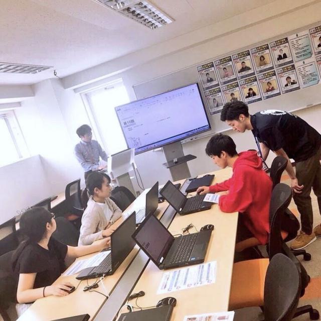 大原簿記情報専門学校福岡校 ビジネスで役立つパソコンの使い方を体験してみよう!1