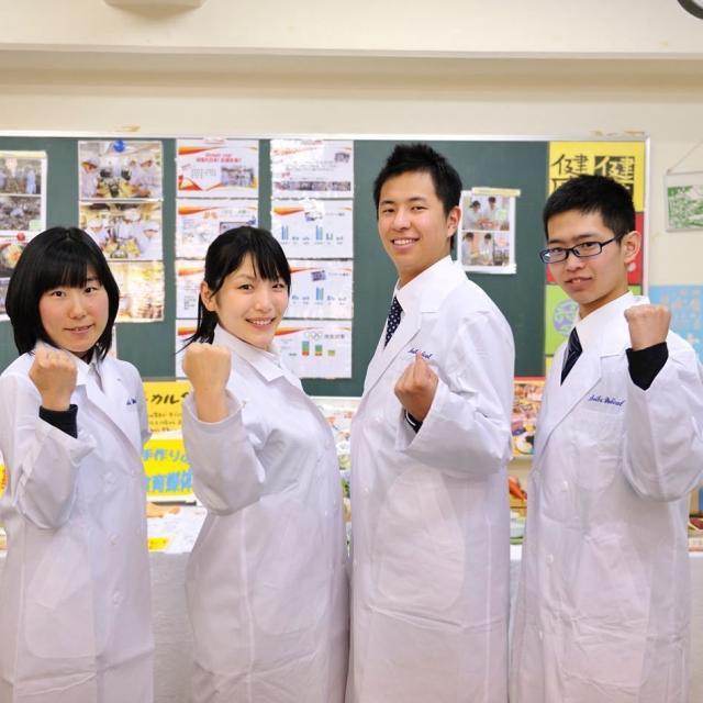 西武学園医学技術専門学校 オープンキャンパス(栄養士科)2020年元気にグラタン!3