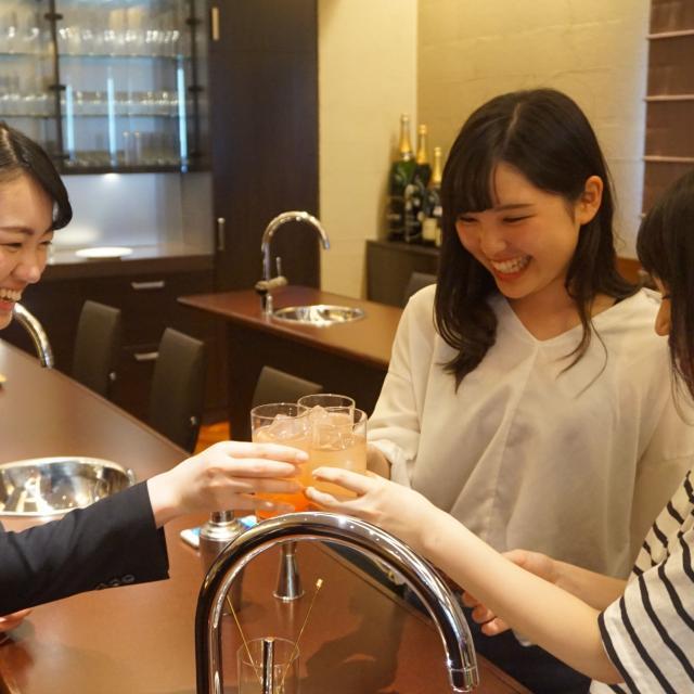 キャリエールホテル旅行専門学校 ★オープンキャンパス★お仕事体験フェスタ★3