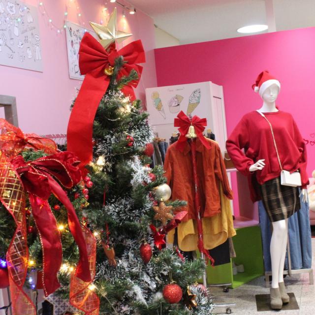 国際トータルファッション専門学校 12/14(土)☆★クリスマスフェスタ★☆開催!1