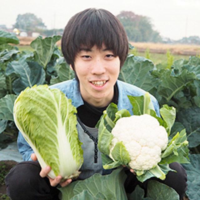 テクノ・ホルティ園芸専門学校 11月の体験入学★野菜づくり実習★1