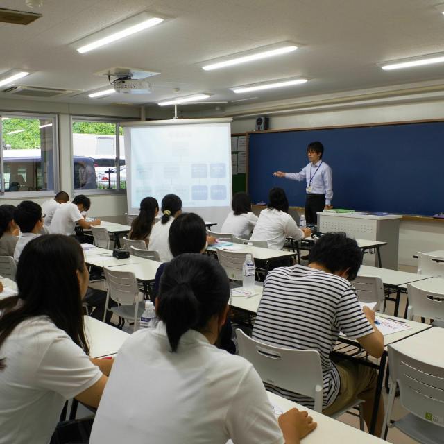 湘央生命科学技術専門学校 学校見学会☆動物看護コース1