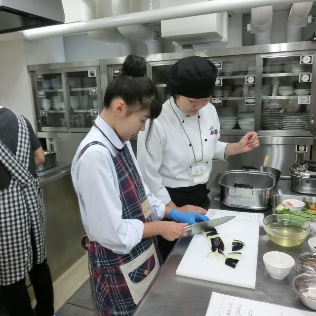 名古屋栄養専門学校 5月オープンキャンパス『体験入学&適性入試(AO)直前相談会』3
