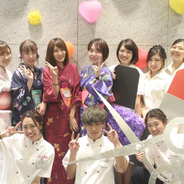 国際理容美容専門学校 【必見】サマーフェスティバル☆年に一度の特別なイベント1
