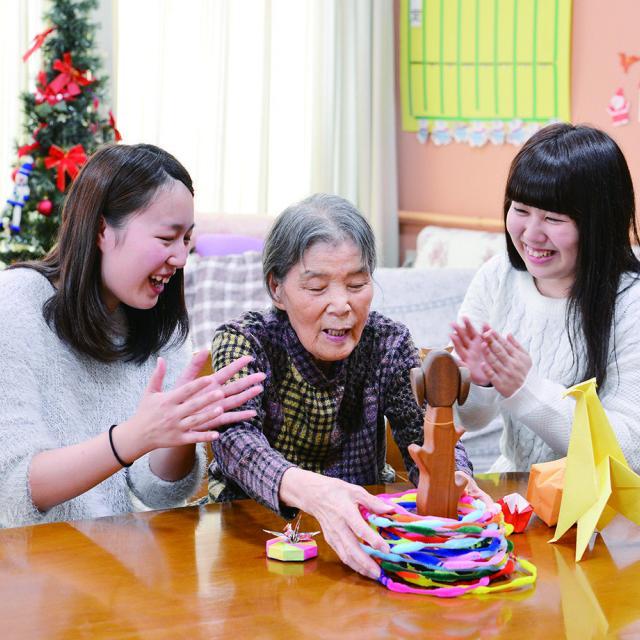 一日体験入学:クリスマスパーティーin FUKUSEN