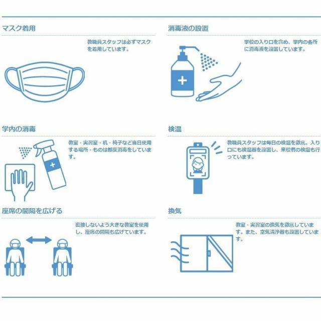 HAL大阪 体験入学2