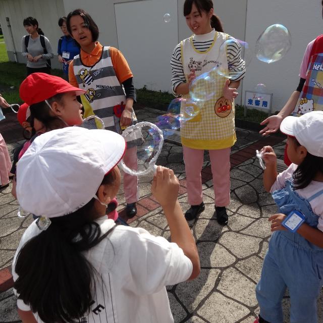 埼玉純真短期大学 2019キャンパス見学会・進学相談会4