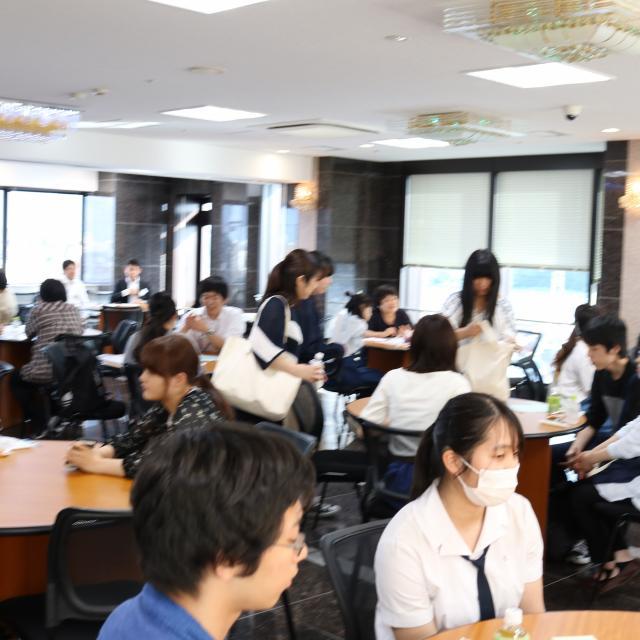 東京福祉大学 王子キャンパス 春のオープンキャンパス4