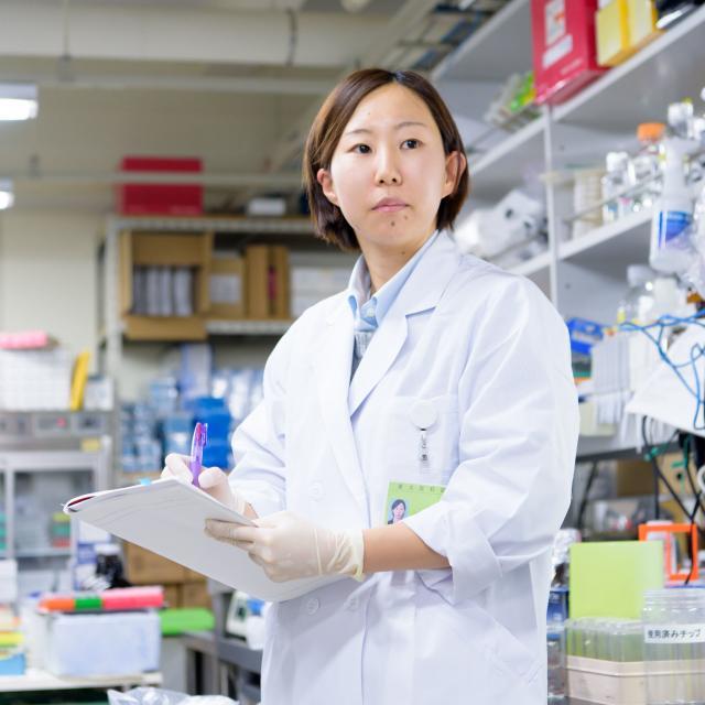 東京バイオテクノロジー専門学校 【遺伝子コース】オープンキャンパス:東京バイオのコース体験!3