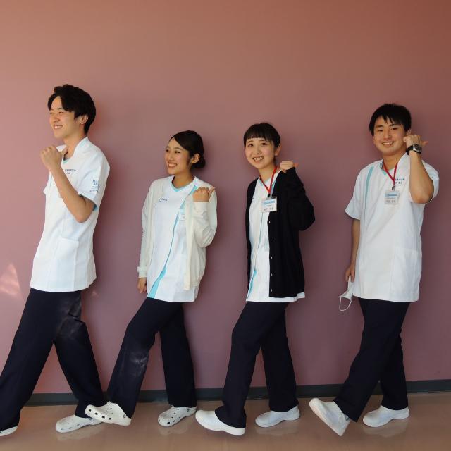 医療専門学校水戸メディカルカレッジ 理学療法学科オープンキャンパス3