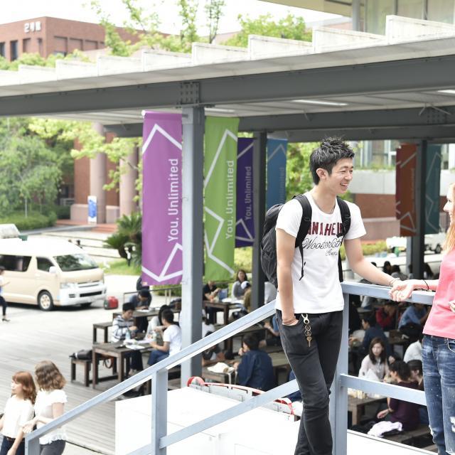 龍谷大学 オープンキャンパスin深草2