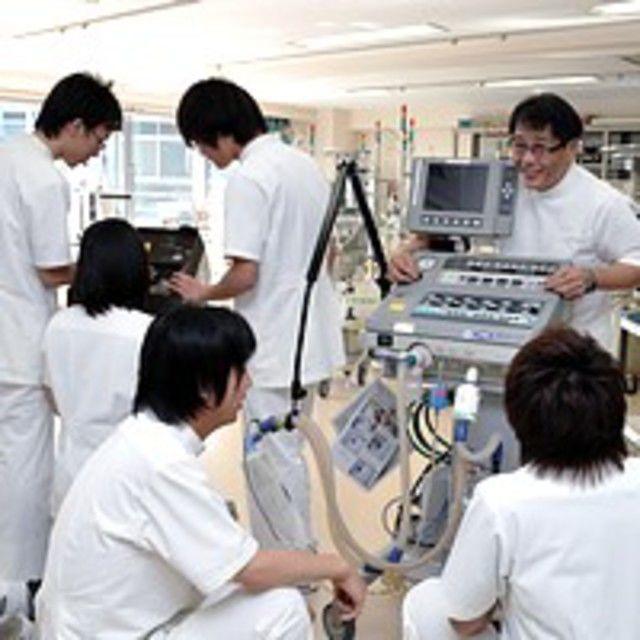 専門学校 静岡医療科学専門大学校 機械で医療に携わりたい人注目!魅力をお伝えします1