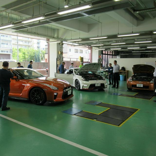 専門学校 第一自動車大学校 整備士の道はココから オープンキャンパス2021開催3