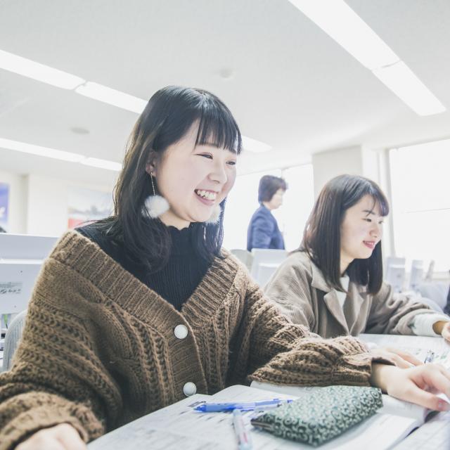経専北海道観光専門学校 経専観光のオープンキャンパス+無料送迎バス付き!3