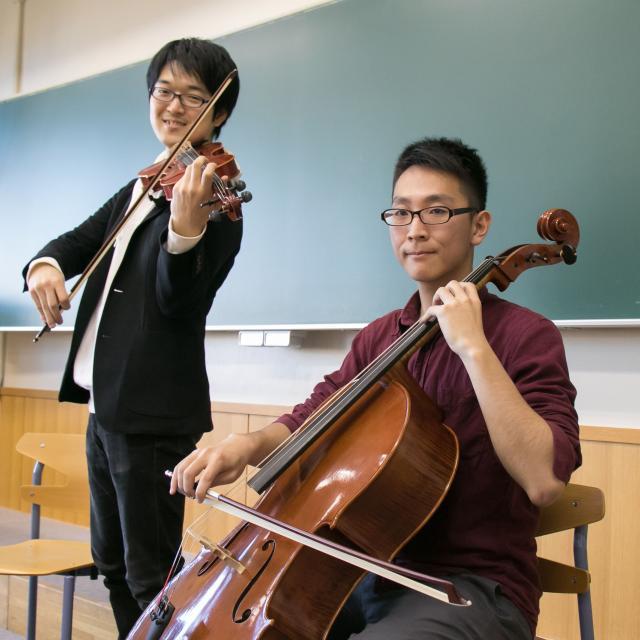 武蔵野大学 2018年10月28日(日) 武蔵野キャンパス3