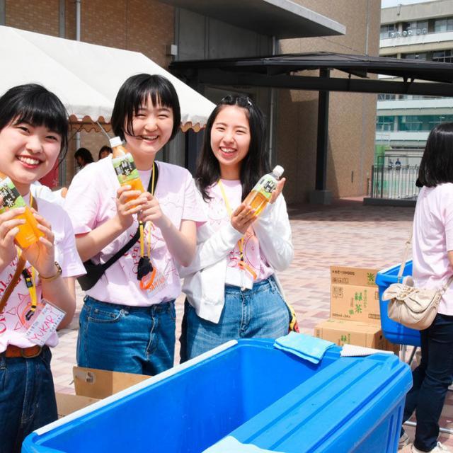 大阪樟蔭女子大学 夏のオープンキャンパス3