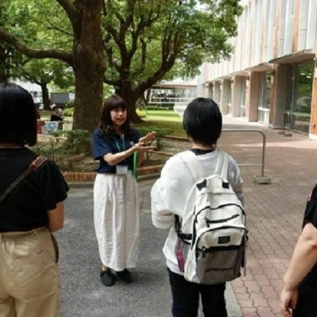 千葉商科大学 6/20(日)オープンキャンパス開催4