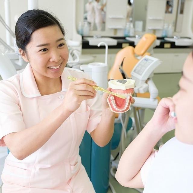 日本歯科学院専門学校 【高校1・2年生】 ☆歯科衛生士学科☆ 職業体験フェアへ!3