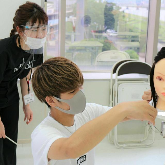 明星国際ビューティカレッジ 【ハロウィン】MYOJOオープンキャンパス♪2