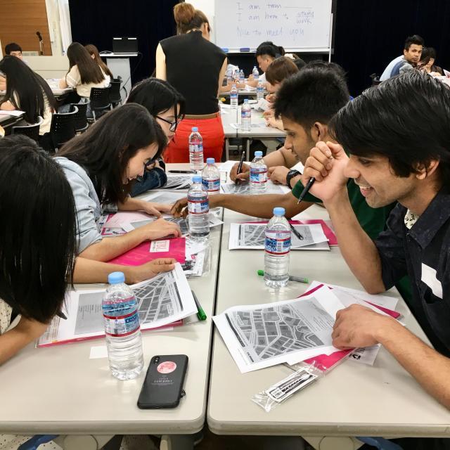 専門学校 東京ビジネス外語カレッジ 【オープンキャンパス】留学生と一緒に英語を学ぼう!1