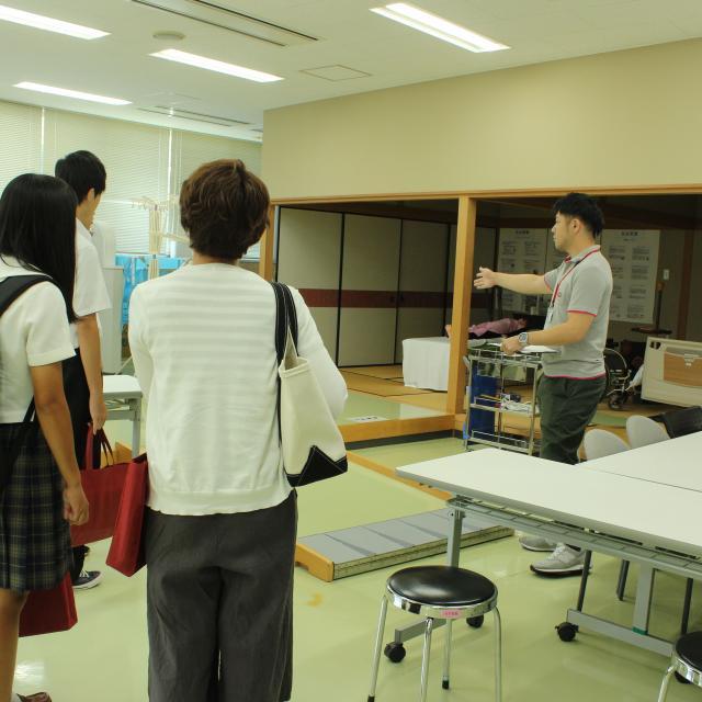 九州看護福祉大学 進路発見ガイダンスを開催!2