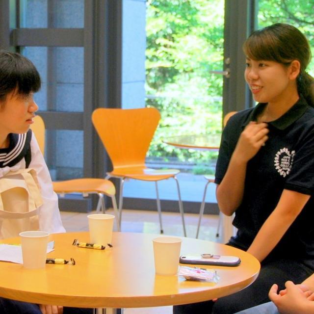 日本赤十字広島看護大学 オープンキャンパス3