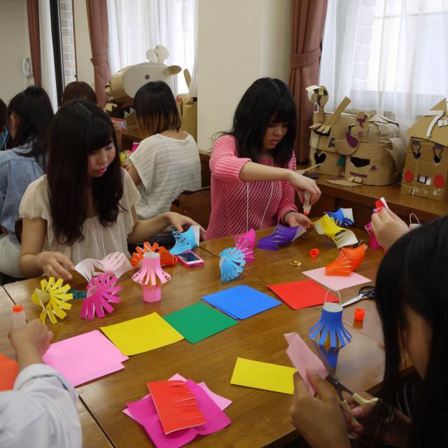 町田福祉保育専門学校 オープンキャンパス【保育系】4