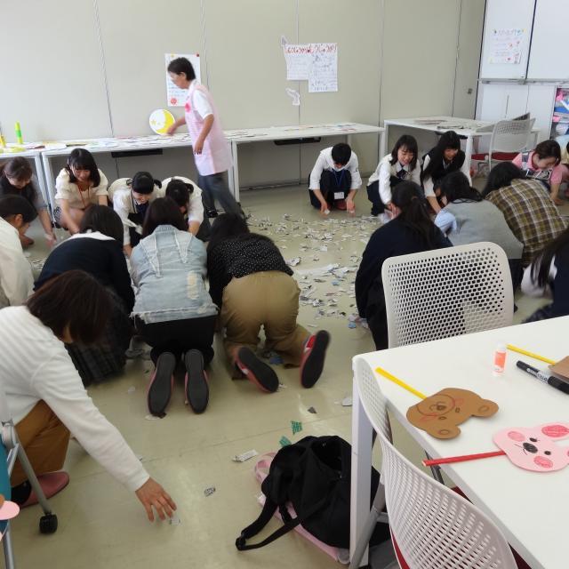 埼玉純真短期大学 6月オープンキャンパス4