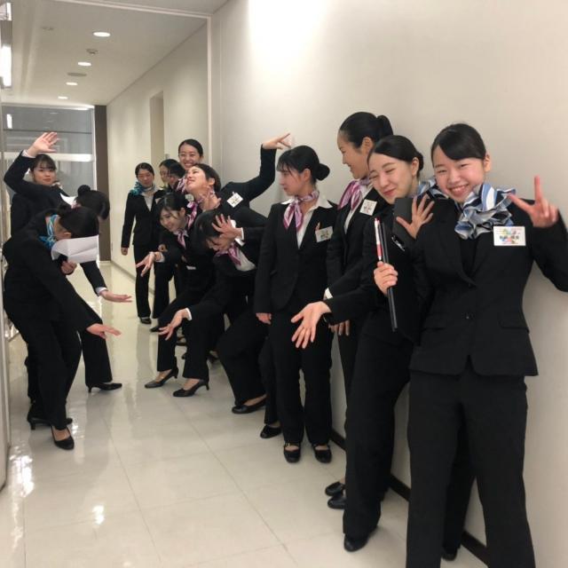 国際トラベル・ホテル・ブライダル専門学校 オープンキャンパス(PM)(*^^*)1