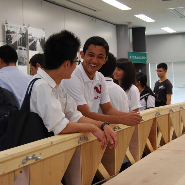 日本大学 ●理工学部●8月オープンキャンパス2