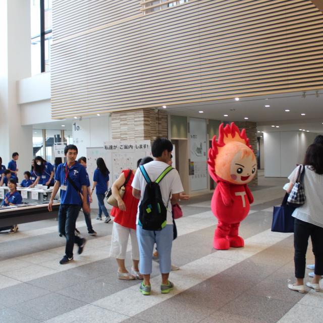 帝京大学短期大学 帝京大学短期大学 オープンキャンパス 20181