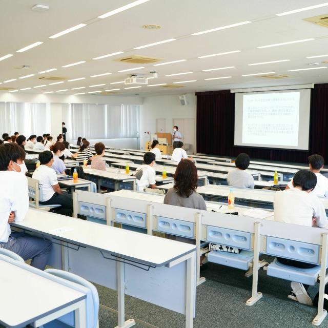 神戸国際大学 来場型入試説明会(定員制・事前申込制)2
