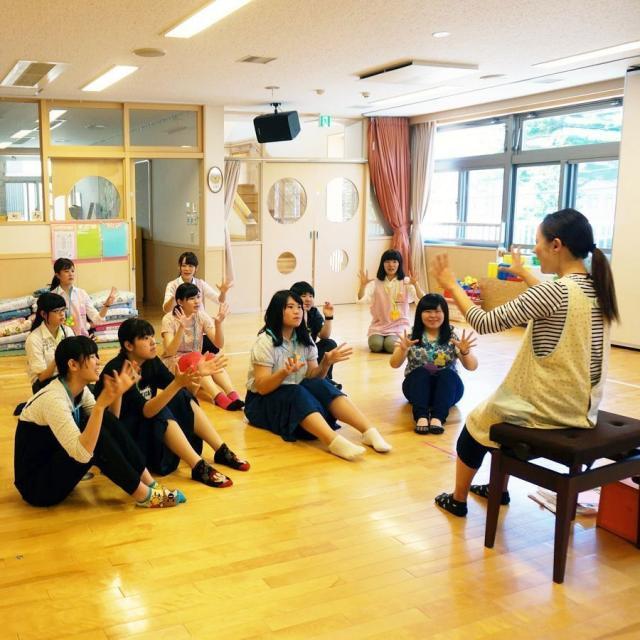 専門学校北海道福祉大学校 【保育】オープンキャンパス2